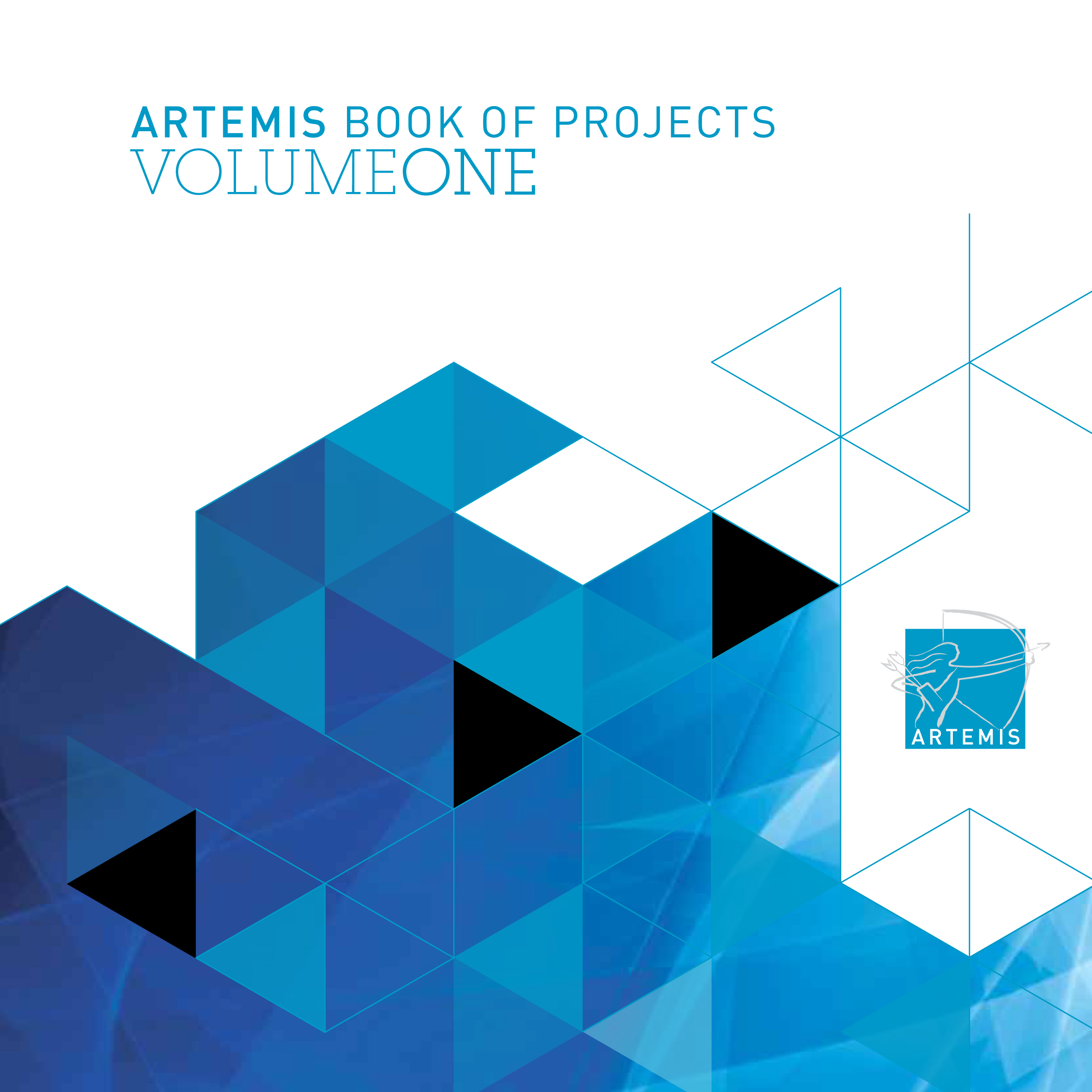 Cover ARTEMIS Book of Projects Volume On