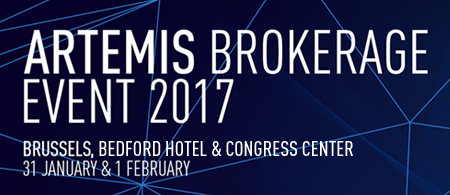 Join the ARTEMIS Brokerage Event 2017