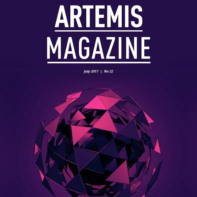 Cover ARTEMIS Magazine 22 - 7/2017