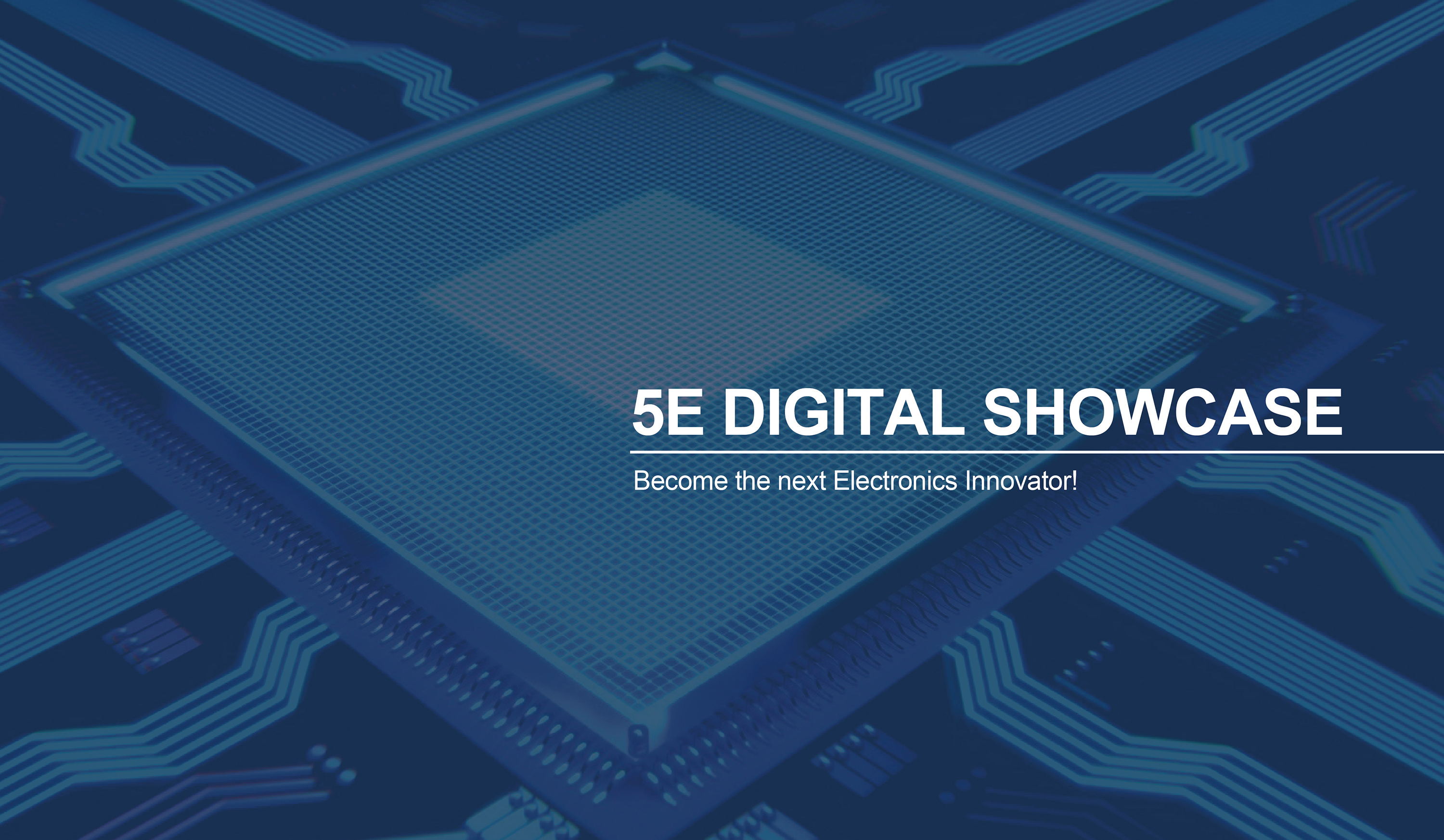 5e digital showcase