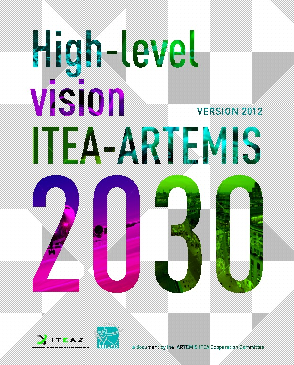 Cover High-level vision 2030
