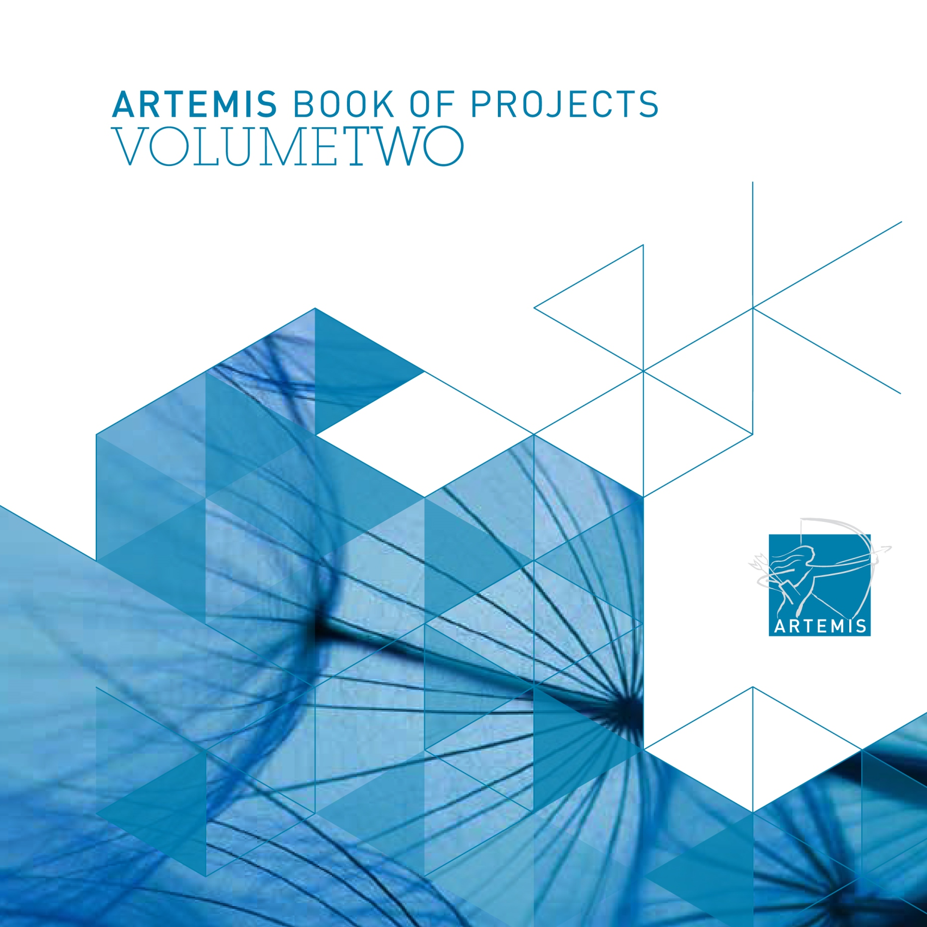 Cover ARTEMIS Book of Projects Volume 2.